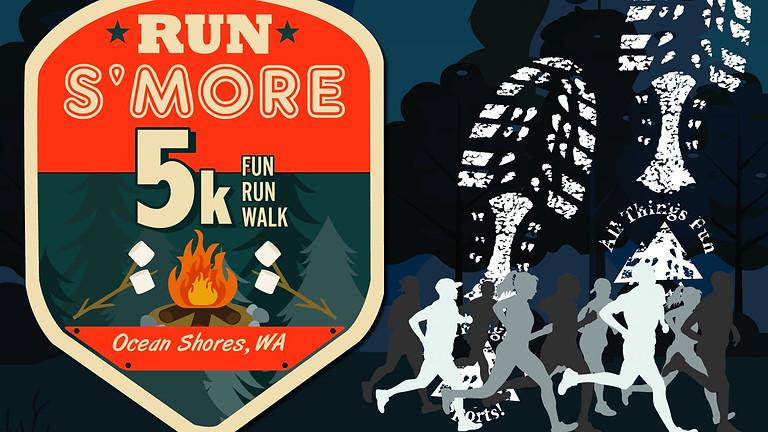 Run S'More Beach Run