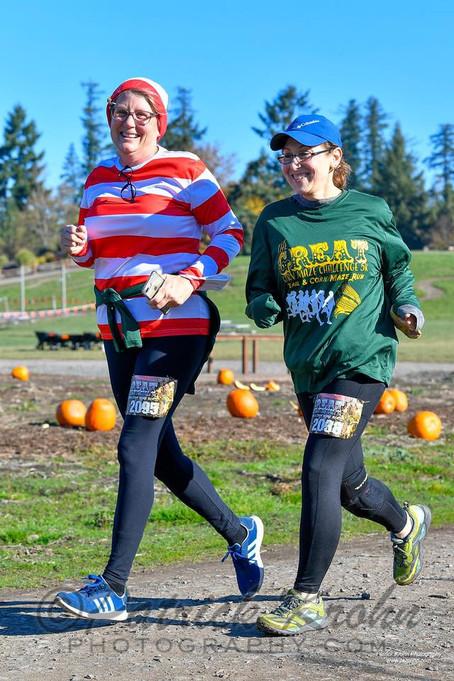 The Great Corn Maze and Pumpkin Run