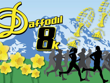 Daffodil 8K and Spring Hopper Update