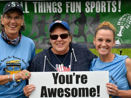 3rd Annual Summer Solstice 5K Trail Run Photos!
