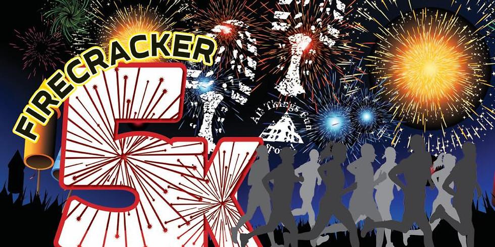 Firecracker 5K & Sparkler ( kids) Dash