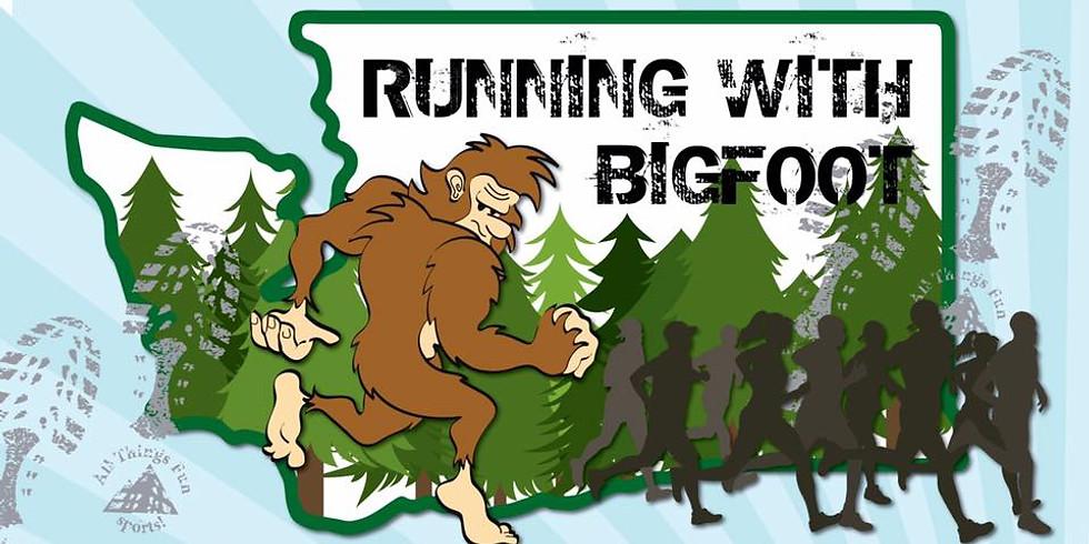 Running with BigFoot 8K