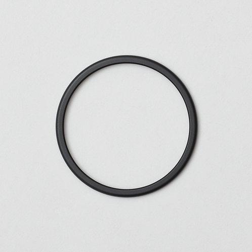 M01- Black Metal Bezel