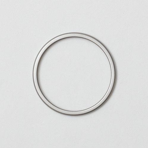 M02- Silver Metal Bezel