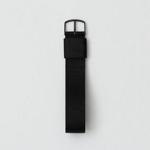 N01- Black Nylon