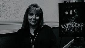 Betsy Baker of Evil Dead