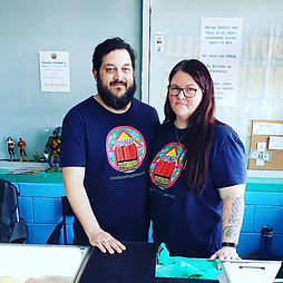 Owners of Totally Rad Toyhouse Matthew a