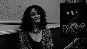 Ellen Sandweiss of Evil Dead