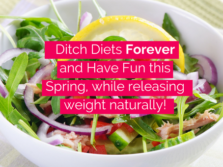Spring Weight Loss Jumpstart!