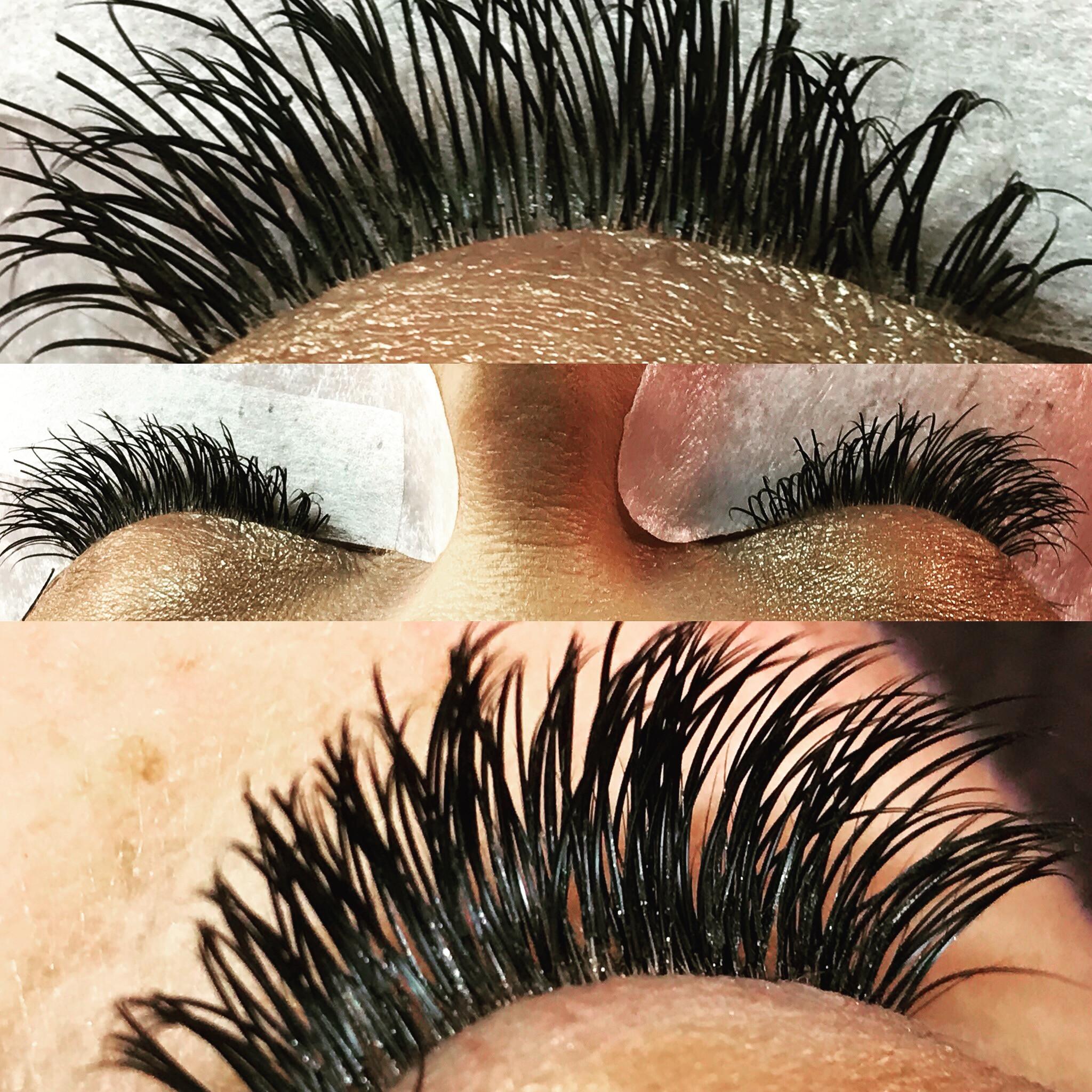 eyelashes extensions refill