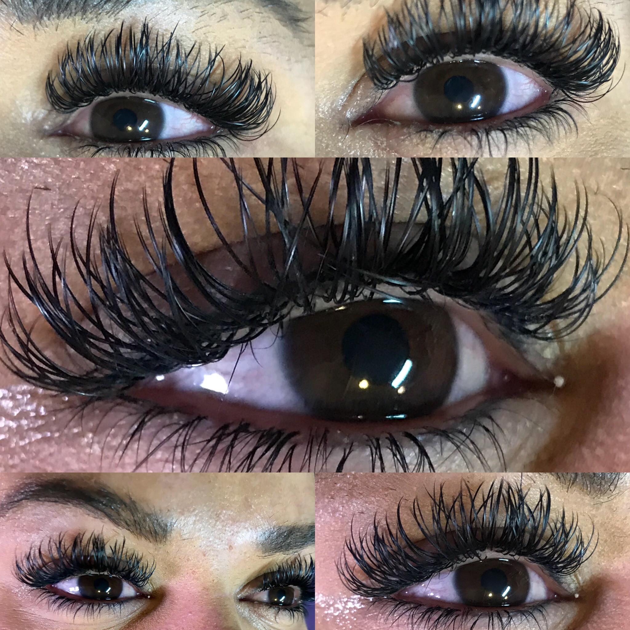 3 weeks eyelashes refill