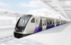 tfl image - crossrail train exterior_214