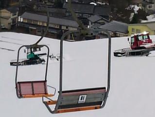 神鍋高原のスノーシーズンもあと少しとなりました。