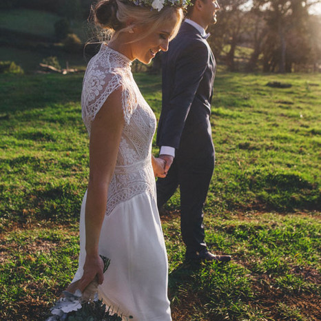 An Intimate Wedding in Maleny