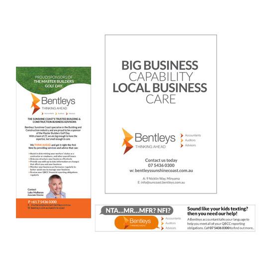 Print & Online Advertising