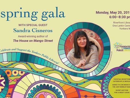 FYPL Spring Gala to Feature Author Sandra Cisneros