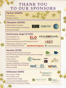 Thank You to Our Gala Sponsors!