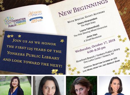 New Beginnings Gala on October 17