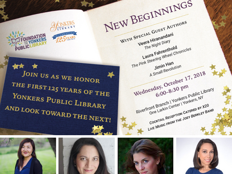 New Beginnings Gala on October 17