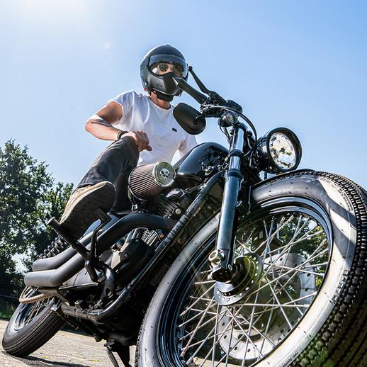 Harley-Davidson Caféracer