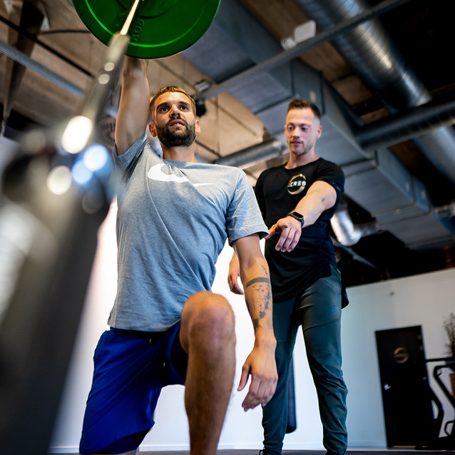 2CRE8 personal training