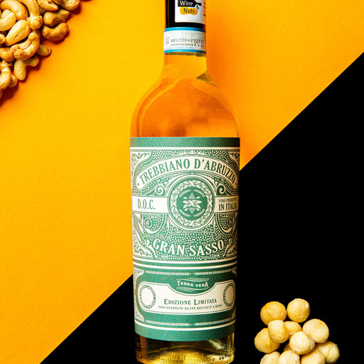 Wine & Nuts