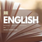 English for students of CBSE, ICSE, IGCSE, IB or State syllabus. (5th to 12th Standard)