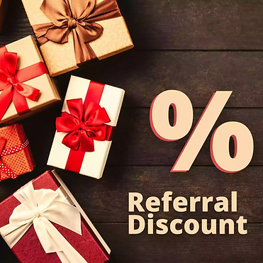 Referral Rewards!