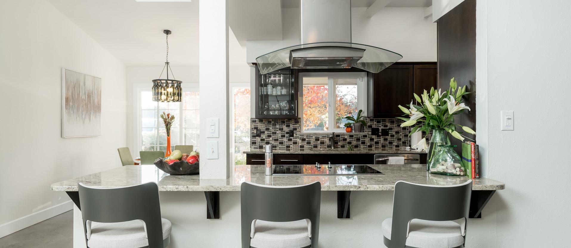 Mid Century Kitchen/Nook