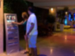 Zocean Hotel lobby