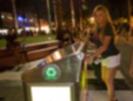 Go green Eco bins