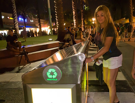 Go green Eco bins
