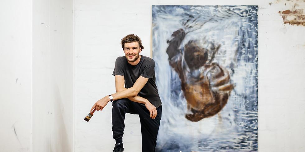 Meet the Artist: J. Ley