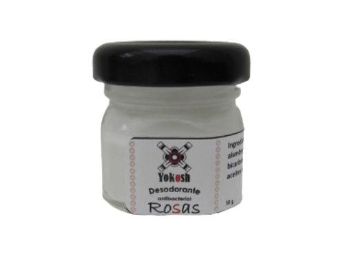 Desodorante Yokosh Rosas