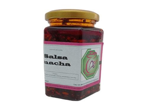 Salsa Macha Azuyack