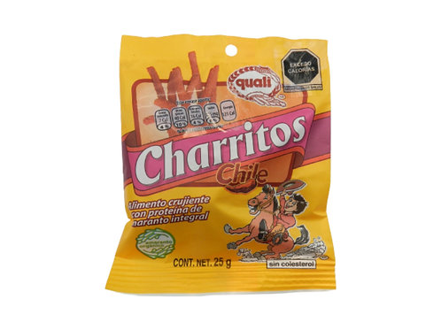 Churritos de amaranto con chile Quali