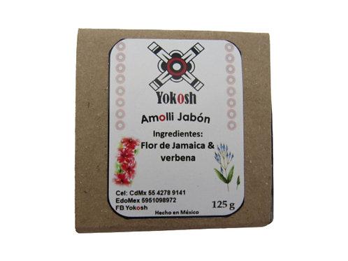 Jabón Yokosh con Jamaica y Verbena
