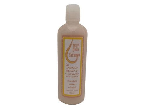 Shampoo con jalea real