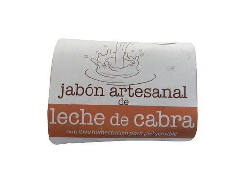Jabón artesanal de Leche de cabra