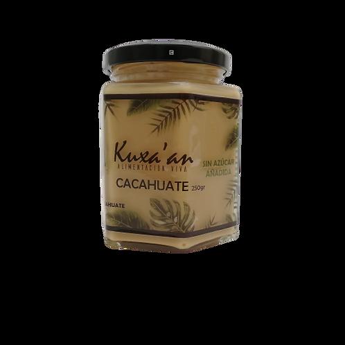 Kuxa'an alimentación viva CACAHUATE