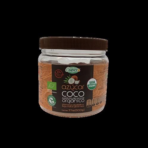 Endulzante de coco