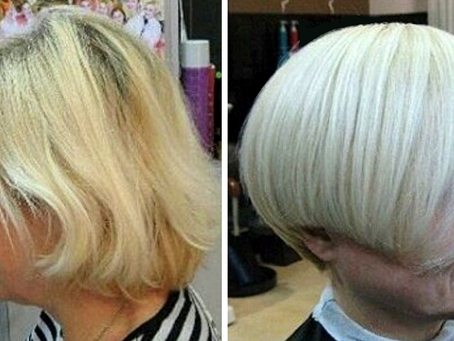 Short hair is a quick revive, it is your most valuable asset: