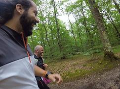 Trail en forêt d'Evreux