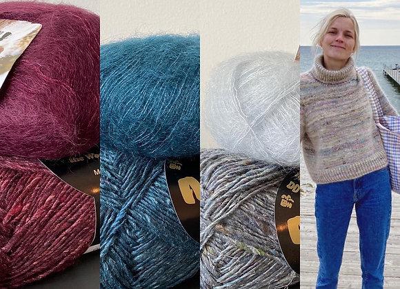 Strikkepakke Terrazzo Sweater