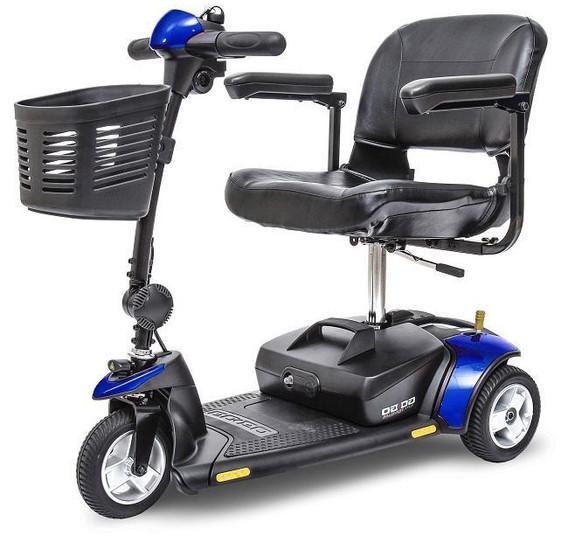 Go Go mobility scooter
