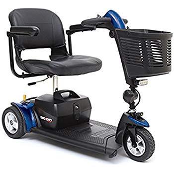 Pride gogo scooter