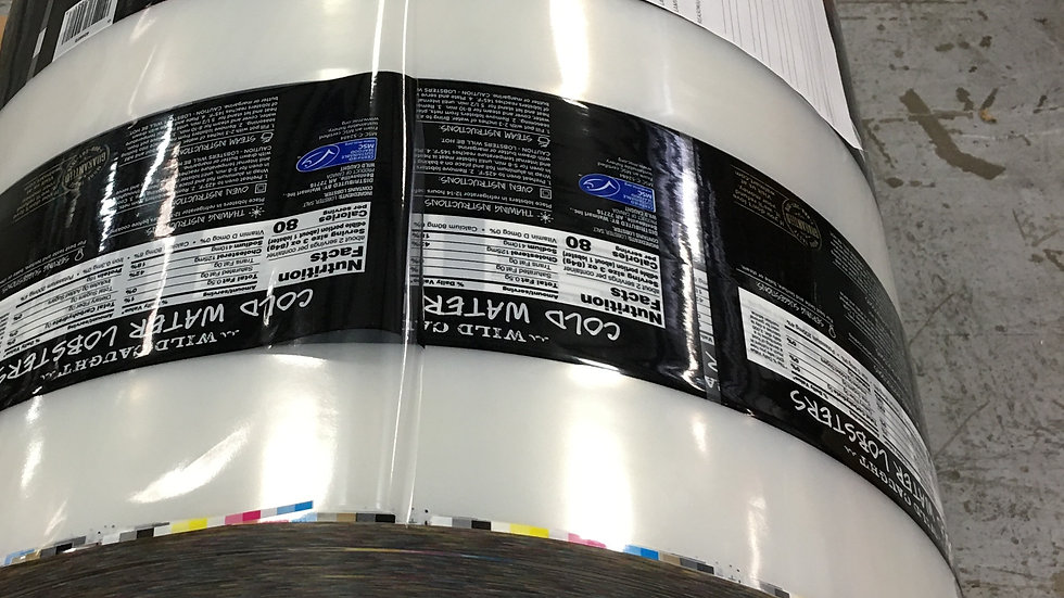 Offer RR4104A 40,000 lbs mixed rolls mostly LDPE/PET laminated and OPP Laminated