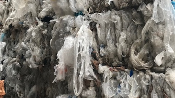 Offer RR3511B 120,000 lbs LDPE clear and colored film in bales available $.04 FA