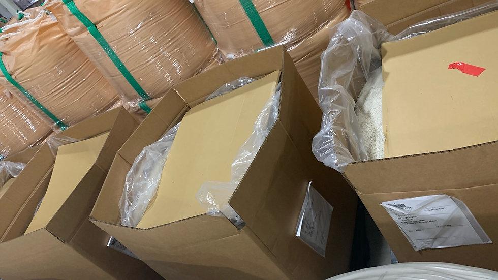 Offer RR554A38 75,000 lbs PP Homopolymer 4-7 Melt repro pellets. 25K per load. A