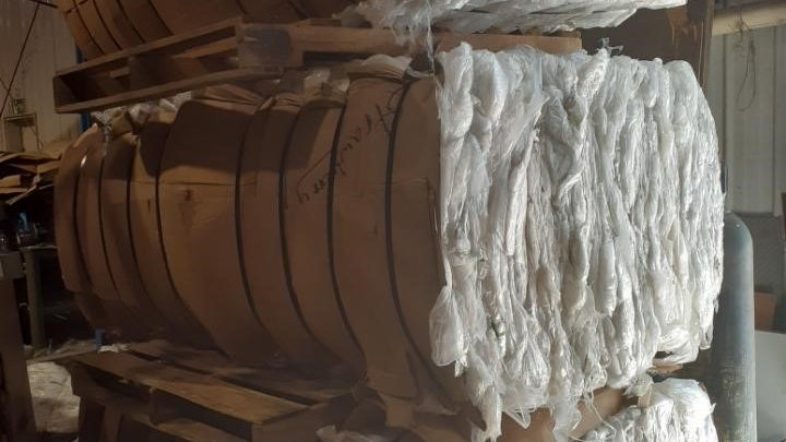Offer RR4091A LDPE clear stretch film bales available FAS St. Louis MO